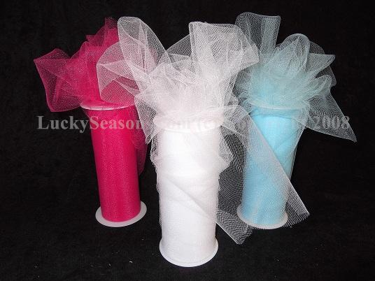 "6"" Tulle Roll"