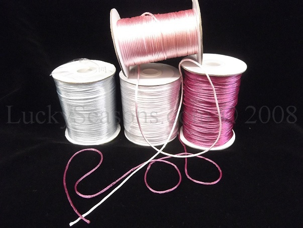 Rat Tail Ribbon-2mm