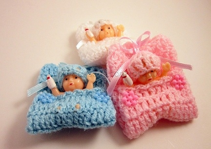Baby Shower Knittings