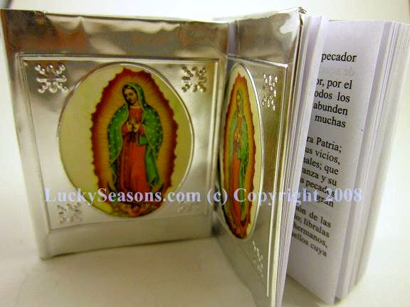 "2.75"" guadalupe bible"