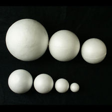 EPS Smooth Foam Balls 3.94""